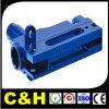 Perfil de aluminio modificado para requisitos particulares con trabajar a máquina del CNC (ISO9001: 2008)