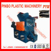 Einfache Reinigungs-Plastikflaschen-Brecheranlage-Maschinen