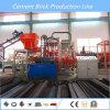 Automatische hydraulische konkrete Qt4-20 Ziegeleimaschine/Block, der Maschine herstellt
