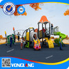 Yl-K151 Residential Plastic Outdoor Playground Equipment per Children