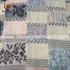 Хлопок жаккардовые ткани для одежды Женщина текстиля (GLLML097)