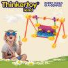 Kidsのための端Building Block Swing Toyを開きなさい
