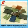 Bronze da confiança/cor-de-rosa/verde francês/obscuridade - verde/vidro matizado escuro do vidro do cinza/azul de oceano/flutuador