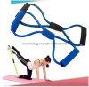 El entrenamiento de la resistencia congriega el ejercicio del entrenamiento del tubo para la yoga