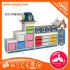 Armário da escola das crianças, armário do brinquedo dos miúdos