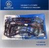 Auto-Zubehör-voller Dichtung-Reparatur-Installationssatz für BMW E38 E39