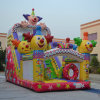 Diapositiva inflable del payaso (AQ1473)