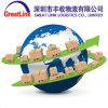 De huis-aan-huis Dienst van China aan Slowakije