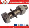 Boulon DIN933 DIN934 d'hexagone d'acier inoxydable