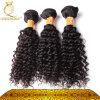 速い配達もつれの自由で完全な束の自然なインドの毛
