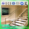 Stairs /Toughened Glass를 위한 8mm Flat Clear Tempered Glass