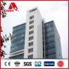 El panel de pared compuesto de aluminio de doblez del fabricante de Guangdong