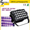 Professional 24 * 15W 6in1 LED PAR Stage Studio Lighting (HL-028)
