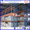 Q235B Steel Powder Coated 또는 Galvanized Certificated 깔판 Rack