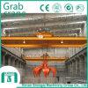 Tipo 2016 di Shengqi Qz gru a ponte della benna della gru a benna da 10 tonnellate