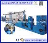 Machine Micro-Fine d'extrusion de câble coaxial de liaison de teflon de Xj-25mm