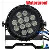IP65 12pcsx10W 4in1 RGBW imperméabilisent la lumière de lavage du PAIR LED