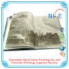 Libro di Hard-Cover, scomparto, catalogo, aletta di filatoio, opuscolo, servizio di stampa degli opuscoli