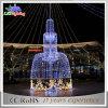 Lumière extérieure décorative imperméable à l'eau de décoration de fontaine de piscine de DEL