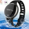 Reloj elegante de los Wristbands elegantes de Bluetooth impermeable y Passometer y pulsera elegante del monitor de la actividad del perseguidor del sueño