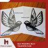Papier de transfert de sarclage d'individu pour 100% le tissu de coton, flexible élevé