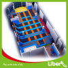 comme Your Size Customized Indoor Bungee Trampoline Park pour Amusement
