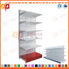 Singola mensola di visualizzazione parteggiata personalizzata fabbrica del supermercato del metallo (Zhs551)