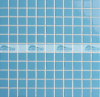 25X25mm glatte blaue Swimmingpool-Mosaik-Fliese (BCI606)
