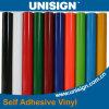 PVC Vinyl, PVC auto-adesivo de vinil, sinal do vinil