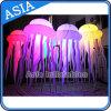 Цветастое раздувное украшение медуз света медуз с дистанционным управлением цвета