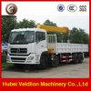 8X4 Truck с Crane 10-16 Tons