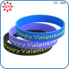 GiftsのためのカスタムLover Silicone Wristband