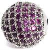 GroßhandelsCrystal Rhinestones Ball DIY Crystal Beads für Bracelet Necklace