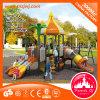 Guangzhou-Fabrik Commerical Kind-Plastikplättchen-im Freienspielplatz-Gerät 2015