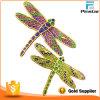 Евро Whosale Dragonfly форменный печатает значок на машинке Pin