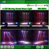 Sie Save 50%Prime Cost - ein Pioneer in 4 LED Stage Beam Light