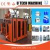 Автоматическая двойная машина дуновения штрангя-прессовани станции отливая в форму