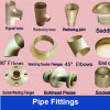 MarineのためのDIN86090 CuNi10fe1.6mn Copper Nickel Pipe Fittings