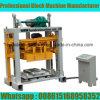 Qtj4-40 de Blokken die van het Cement van de Baksteen Machine maken