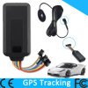 Nenhum perseguidor da G/M GPS GPRS do cartão do telefone SIM do tamanho de tela da tela
