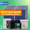 Moge 3000W Balcony Hanging Solar Power Air Conditioning System