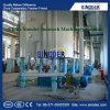 Impianto di estrazione a solvente automatico dell'olio di soia