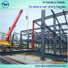 Здание стальной структуры рамки света широкой пяди ISO