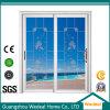 Personalizzare il vetro Tempered che fa scorrere i portelli di alluminio per il progetto (WDYA24)