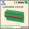 Ll2edgkda- 5.0/5.08 Pluggable 끝 구획 연결관