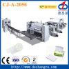Máquina de la fabricación del papel de tejido Cj-a-2050
