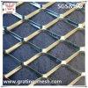 Rhombisches geformtes erweitertes Metallaluminiumineinandergreifen