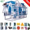 Блок машинного оборудования блока Yongchang Qt6 автоматический твердый делая машину