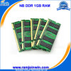 El RAM más de alta calidad Memoria de DDR1 1GB 64*8 16IC