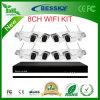 Bessky Cheap CCTV WiFi Camera Waterproof und Vandale-Proof NVR Kits (BE-6009SLIPWD130)